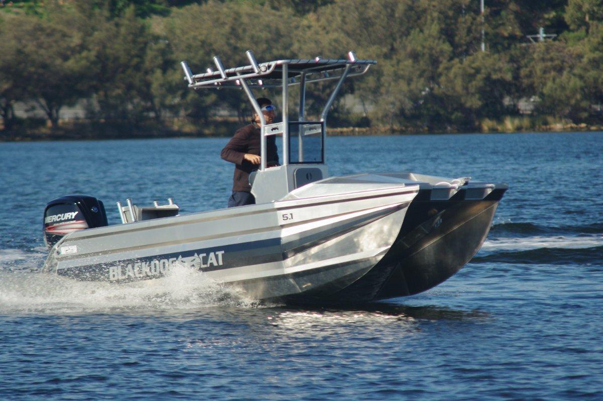Blackdog Cat 5 1 Boat Review | Boats Online