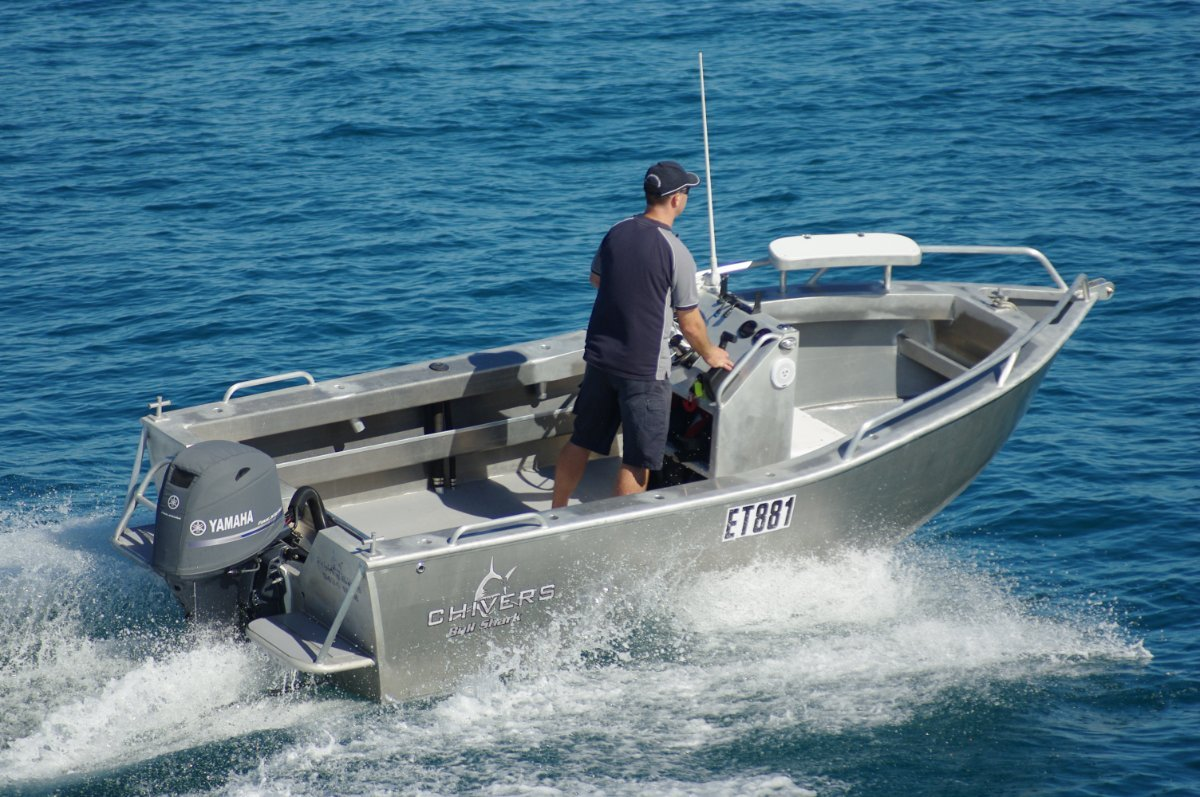 Chivers Bull Shark 485CC Boat Review | Boats Online