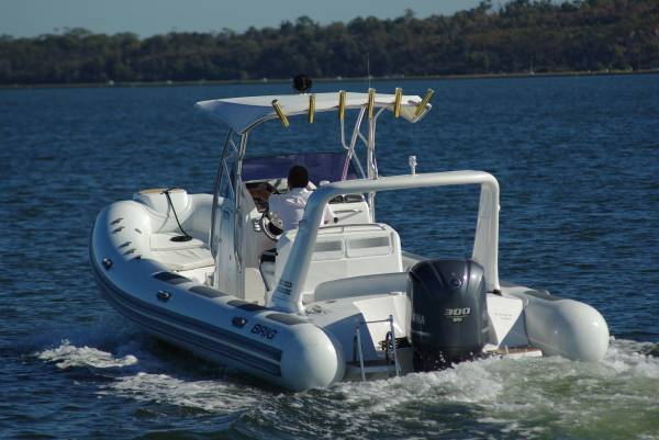 Brig Eagle 780 Boat Reviews Yachthub
