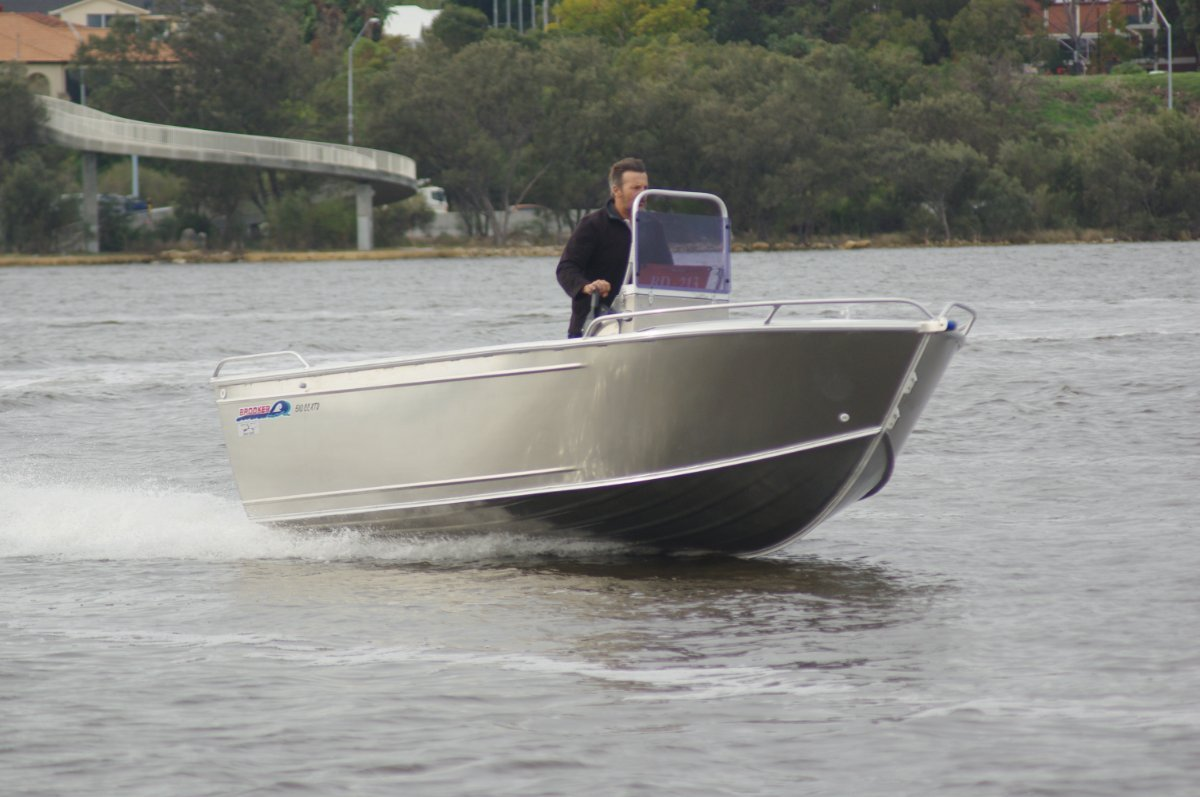 Brooker 510c Boat Review Boats Online
