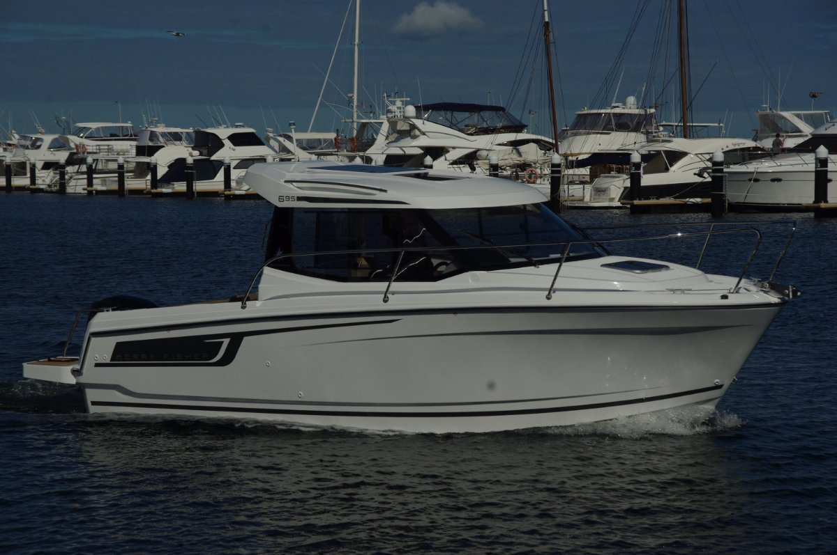 Jeanneau Merry Fisher 695 Boat Review   Boats Online