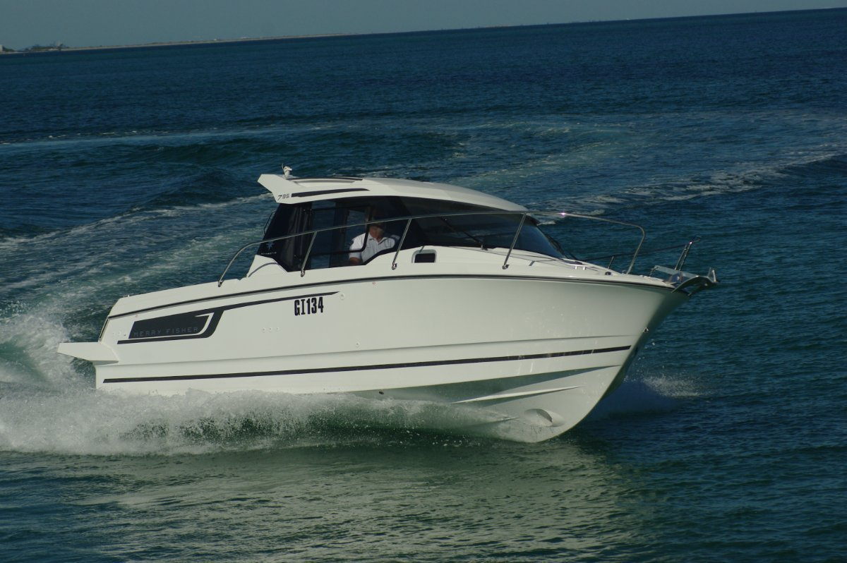 Jeanneau Merry Fisher 795 Boat Review   Boats Online