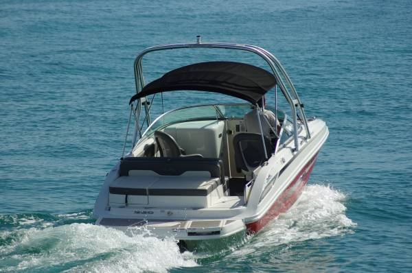 Sea Ray 220 Sundeck Boat Review | Boats Online